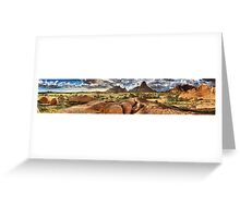 Spitzkoppe Greeting Card