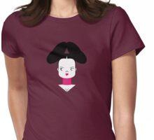 Bjork, Homogenic Womens Fitted T-Shirt