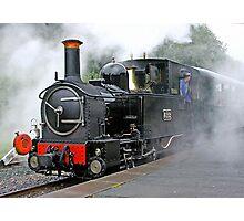 Locomotive 822  Photographic Print