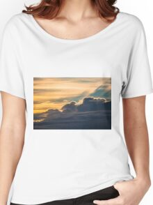 Rays at Sunset Women's Relaxed Fit T-Shirt