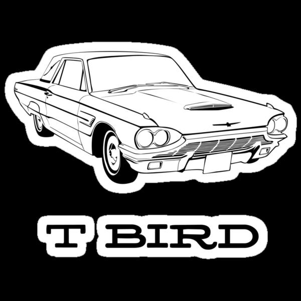 T Bird by geekmorris