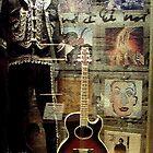 Bob Dylan's Shop-Window by Moon Black