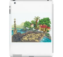 Ponte Romanica iPad Case/Skin