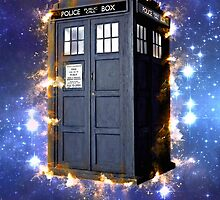 Doctor Who - Exploding Tardis by MovingMedia