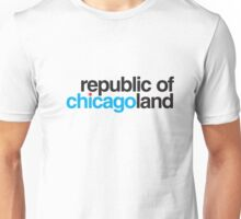 republic of chicagoland Unisex T-Shirt