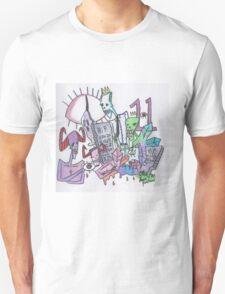 creature doodle Unisex T-Shirt
