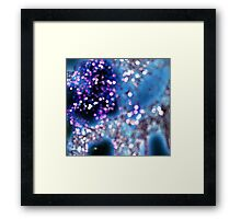 they danced; and then nothing but dancing made sense anymore Framed Print