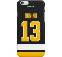 Pittsburgh Penguins Nick Bonino Jersey Back Phone Case iPhone Case/Skin