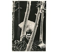 Oyster Boy - Tim Burton Photographic Print