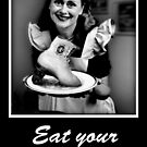 Eat Your Görkorcsolya by Steve Wilbur