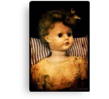 What a Doll Canvas Print