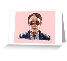 Matthew Murdock- Daredevil Greeting Card