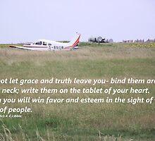 Proverbs 3 3v4 by Dawnsuzanne