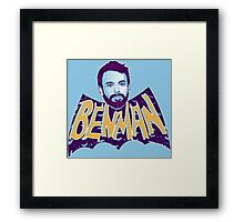 the Benman Framed Print