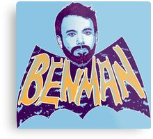 the Benman Metal Print