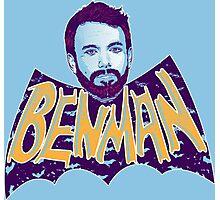 the Benman Photographic Print