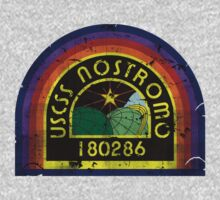 USCSS Nostromo (Alien) One Piece - Long Sleeve
