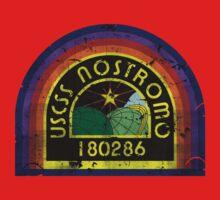 USCSS Nostromo (Alien) Baby Tee