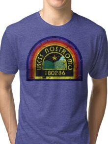 USCSS Nostromo (Alien) Tri-blend T-Shirt
