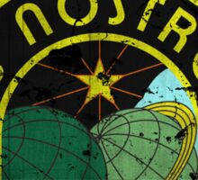 USCSS Nostromo (Alien) Sticker