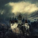 Dracula's Castle by phatpuppy