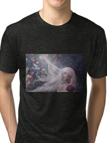 In The Lilac Wood Tri-blend T-Shirt