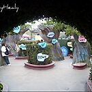 Alice In Wonderland Maze :) by Kelly Healy