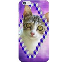 LSD CAT iPhone Case/Skin