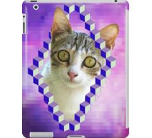 LSD CAT iPad Case/Skin