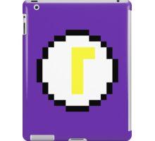 Waluigi iPad Case/Skin