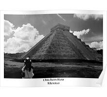 Chichen Itza Poster