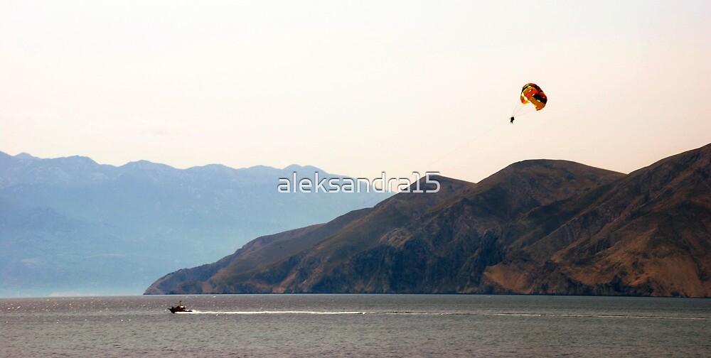 Parachute ride by aleksandra15