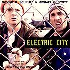 Electric City Album Artwork by panfriedglory