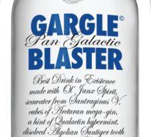 Pan Galactic Gargle Blaster - ABSOLUTe Sticker