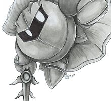 Meta Knight by Junsuisilly