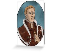Alistair Greeting Card