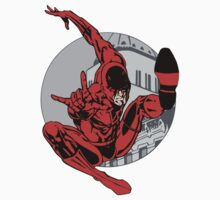Daredevil The Man Without Fear Kids Tee