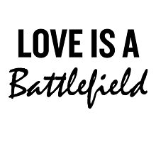 love is a battlefield by nayashugs