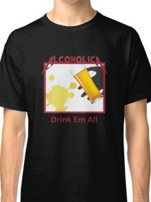Alcoholica Classic T-Shirt