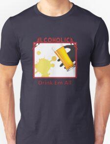 Alcoholica Unisex T-Shirt