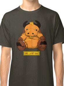 GNU...is NOT the same as UNIX! Classic T-Shirt