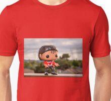 MJ says, Beat it. Unisex T-Shirt