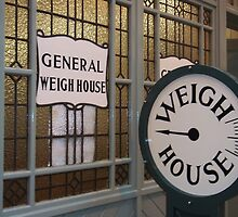 The Weigh House by rualexa