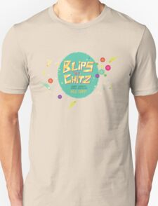 Blips and Chitz - Rick and Morty T-Shirt