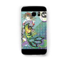 Phoenix Uchikake Kimono Kitty Samsung Galaxy Case/Skin