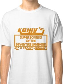 Super Sounds of the 70's Weekend (Orange) Classic T-Shirt