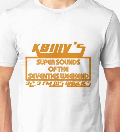 Super Sounds of the 70's Weekend (Orange) Unisex T-Shirt