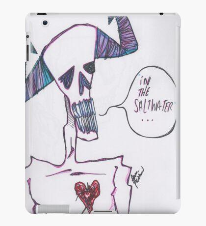 saltwater iPad Case/Skin