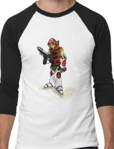 Space Marine Men's Baseball ¾ T-Shirt