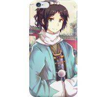 Yamatonokami Yasusada iPhone Case/Skin